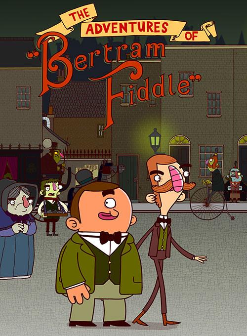 دانلود بازی Bertram Fiddle: Episode 1 v1.3
