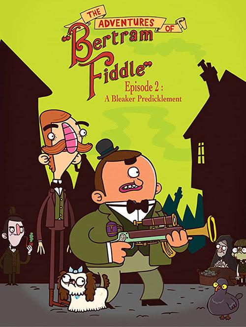 دانلود بازی Bertram Fiddle: Episode 2 v2.1