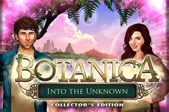 دانلود بازی Botanica: Into the Unknown Collector's Edition