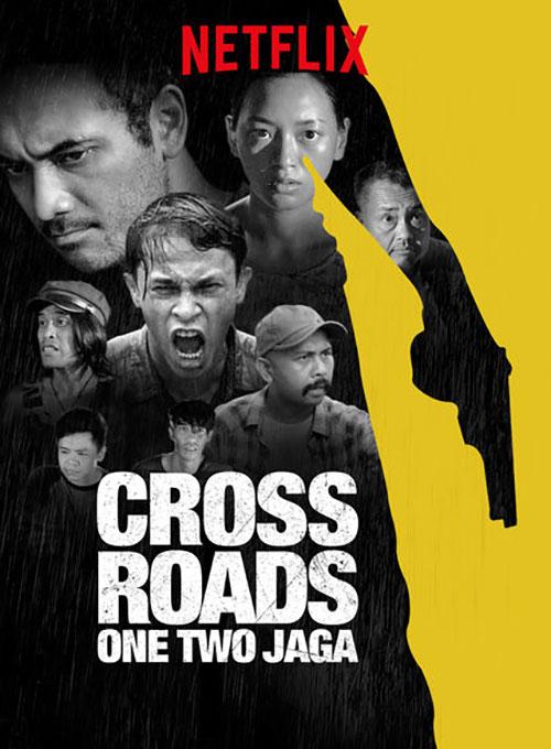 دانلود فیلم چهارراه: یک دو جاگا Crossroads: One Two Jaga 2018