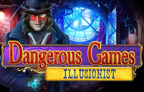 دانلود بازی Dangerous Games 2: Illusionist Collector's Edition