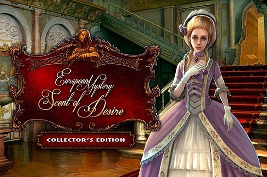 دانلود بازی European Mystery: Scent of Desire Collector's Edition