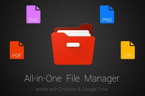 دانلود اپلیکیشن فایل منیجر File Manager File Explorer 1.15.2