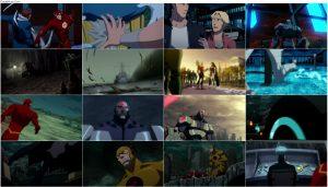 دانلود انیمیشن Justice League: The Flashpoint Paradox 2013
