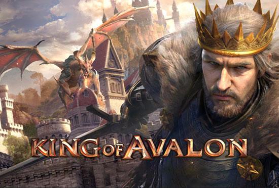دانلود بازی آنلاین King of Avalon: Dominion 9.3.0