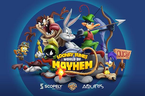 دانلود بازی آنلاین Looney Tunes: World of Mayhem 19.1.0