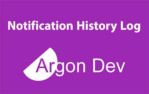 مشاهده تاریخچه نوتیفیکیشن ها با اپلیکیشن Notification History Log 1.10