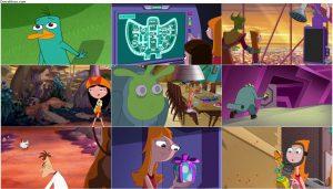 دانلود انیمیشن Phineas and Ferb: Candace Against the Universe 2020