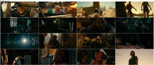 دانلود فیلم یاغی با دوبله فارسی Rogue 2020