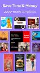 ساخت پست تبلیغاتی با اپلیکیشن Social Media Post Maker 31.0