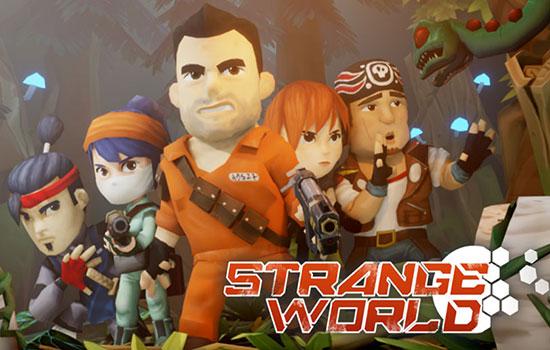دانلود بازی Strange World v1.0.11