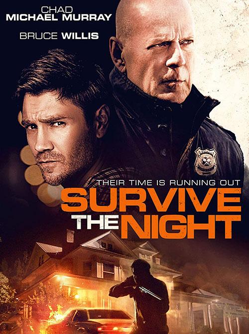 دانلود فیلم شب را زنده بمان Survive the Night 2020