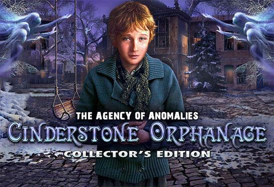 دانلود بازی Agency of Anomalies 2: Cinderstone Orphanage Collector's Edition