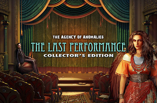دانلود بازی The Agency of Anomalies 3: The Last Performance Collector's Edition