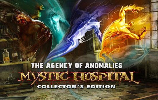 دانلود بازی The Agency of Anomalies: Mystic Hospital Collector's Edition