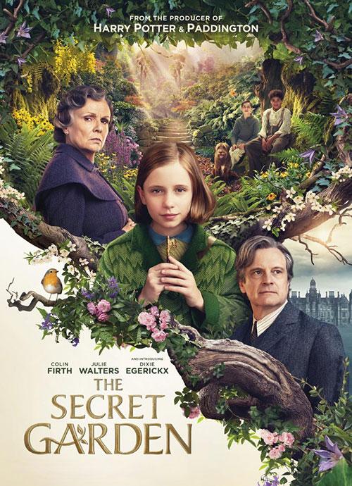 دانلود فیلم باغ اسرارآمیز با دوبله فارسی The Secret Garden 2020
