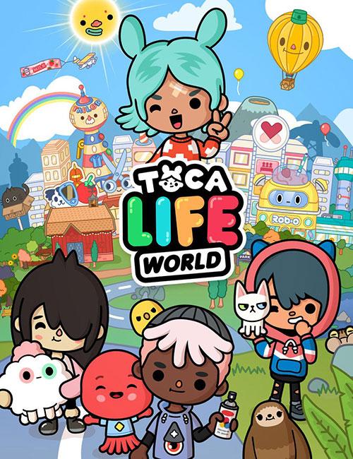 دانلود بازی Toca Life World 1.25.1