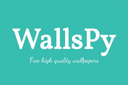 دانلود تصاویر پس زمینه با اپلیکیشن WallsPy 2.4.5