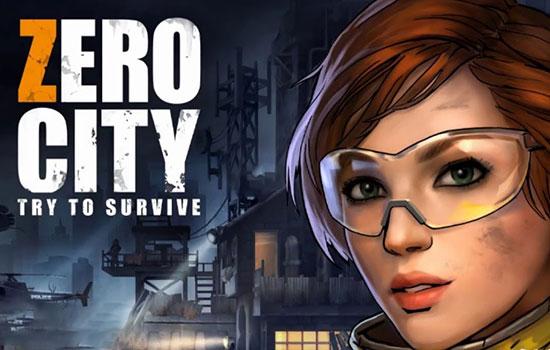 دانلود بازی آنلاین Zero City 1.15.0