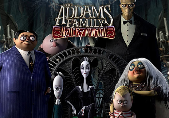 دانلود بازی Addams Family: Mystery Mansion 0.2.4