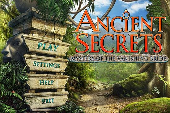 دانلود بازی Ancient Secrets: Mystery of the Vanishing Bride Final