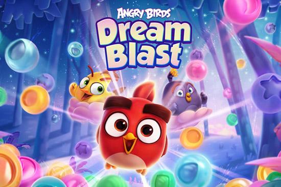 دانلود بازی Angry Birds Dream Blast 1.25.2