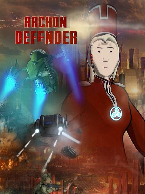 دانلود انیمیشن مدافع آرچون Archon Defender 2009