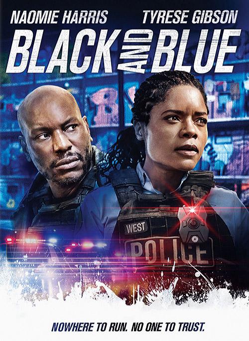 دانلود فیلم سیاه و آبی با دوبله فارسی Black and Blue 2019