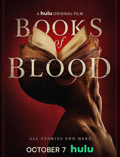 دانلود رایگان فیلم سینمایی کتاب های خون Books of Blood 2020