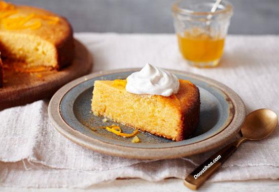 طرز تهیه کیک هل
