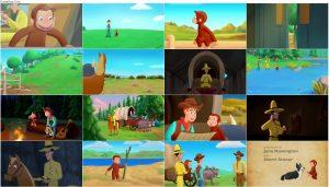 دانلود انیمیشن Curious George: Go West, Go Wild 2020
