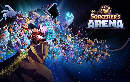 دانلود بازی آنلاین Disney Sorcerer's Arena 13.3