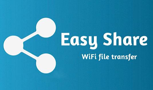 ارسال فایل با اپلیکیشن Easy Share: WiFi File Transfer 1.2.86