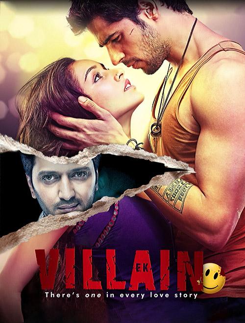 دانلود فیلم هندی یک تبهکار Ek Villain 2014