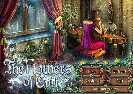دانلود بازی Fallen: The Flowers of Evil Final