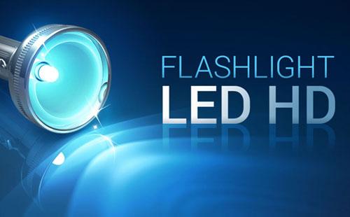 دانلود اپلیکیشن چراغ قوه Flashlight HD LED 2.01.27