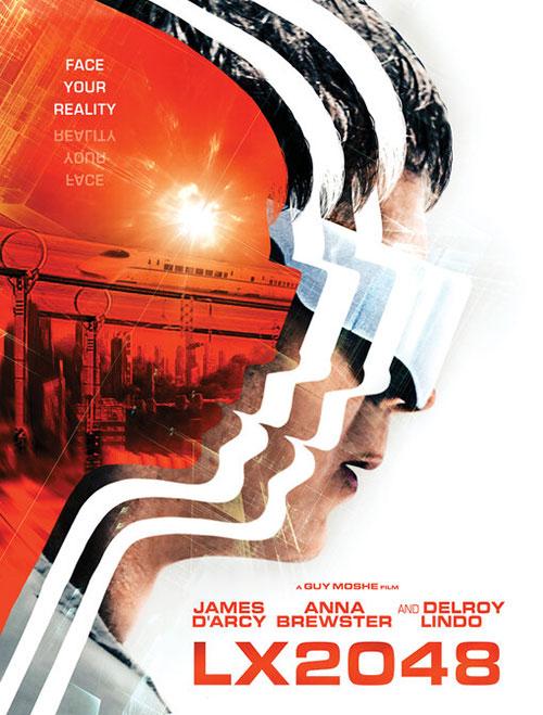 دانلود فیلم ال ایکس ۲۰۴۸ با دوبله فارسی LX 2048 2020
