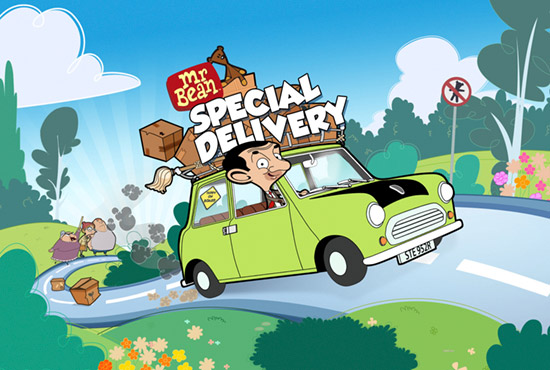 دانلود بازی Mr Bean: Special Delivery 1.5.0