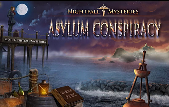 دانلود بازی Nightfall Mysteries 2: The Asylum Conspiracy Final