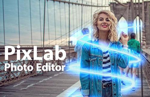 ویرایش تصاویر با اپلیکیشن PixLab Photo Editor 1.2.3