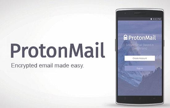 رمزگذاری ایمیل با اپلیکیشن ProtonMail: Encrypted Email 1.13.16