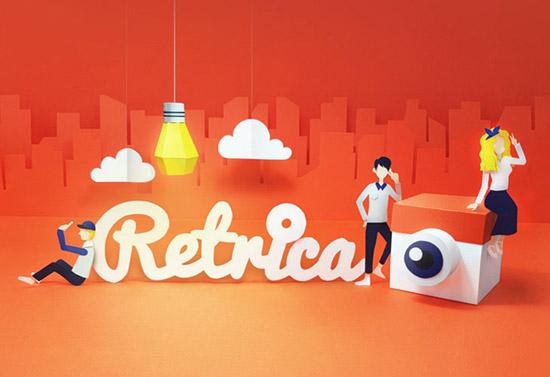 دانلود اپلیکیشن عکاسی Retrica v7.3.11