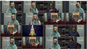 مصاحبه اینترنتی سحر زکریا در برنامه رو در رو با اجرای یحیوی