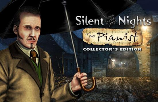 دانلود بازی Silent Nights: The Pianist Collector's Edition