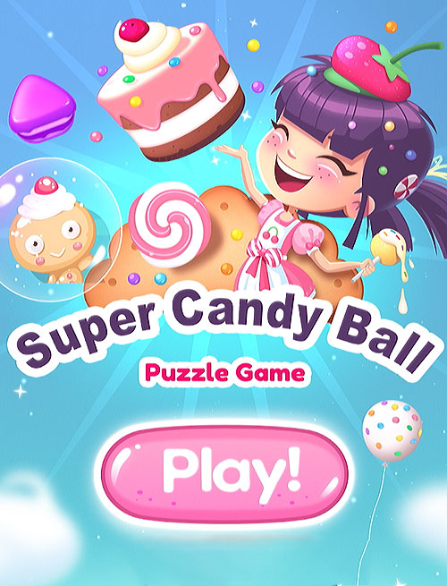 دانلود بازی Super Candy Ball: Brain Blast 2.0