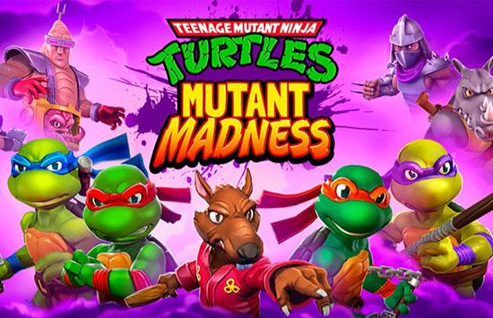 دانلود بازی آنلاین TMNT: Mutant Madness 1.26.0