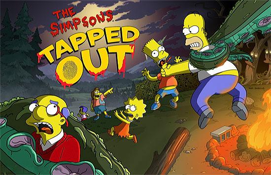 دانلود بازی آنلاین The Simpsons: Tapped Out 4.46.0
