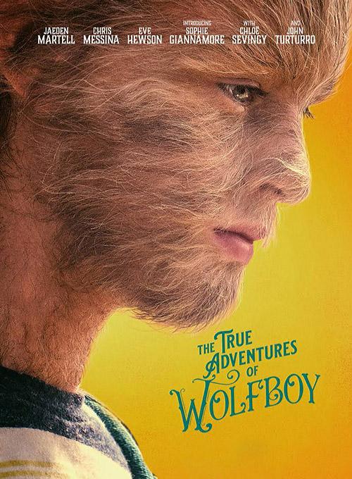دانلود فیلم The True Adventures of Wolfboy 2019