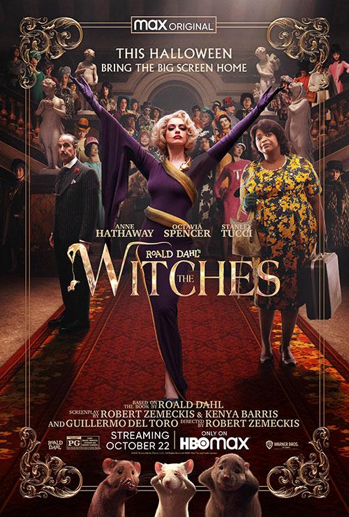 دانلود فیلم جادوگران با دوبله فارسی The Witches 2020