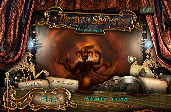 دانلود بازی The Theatre of Shadows: As You Wish Final